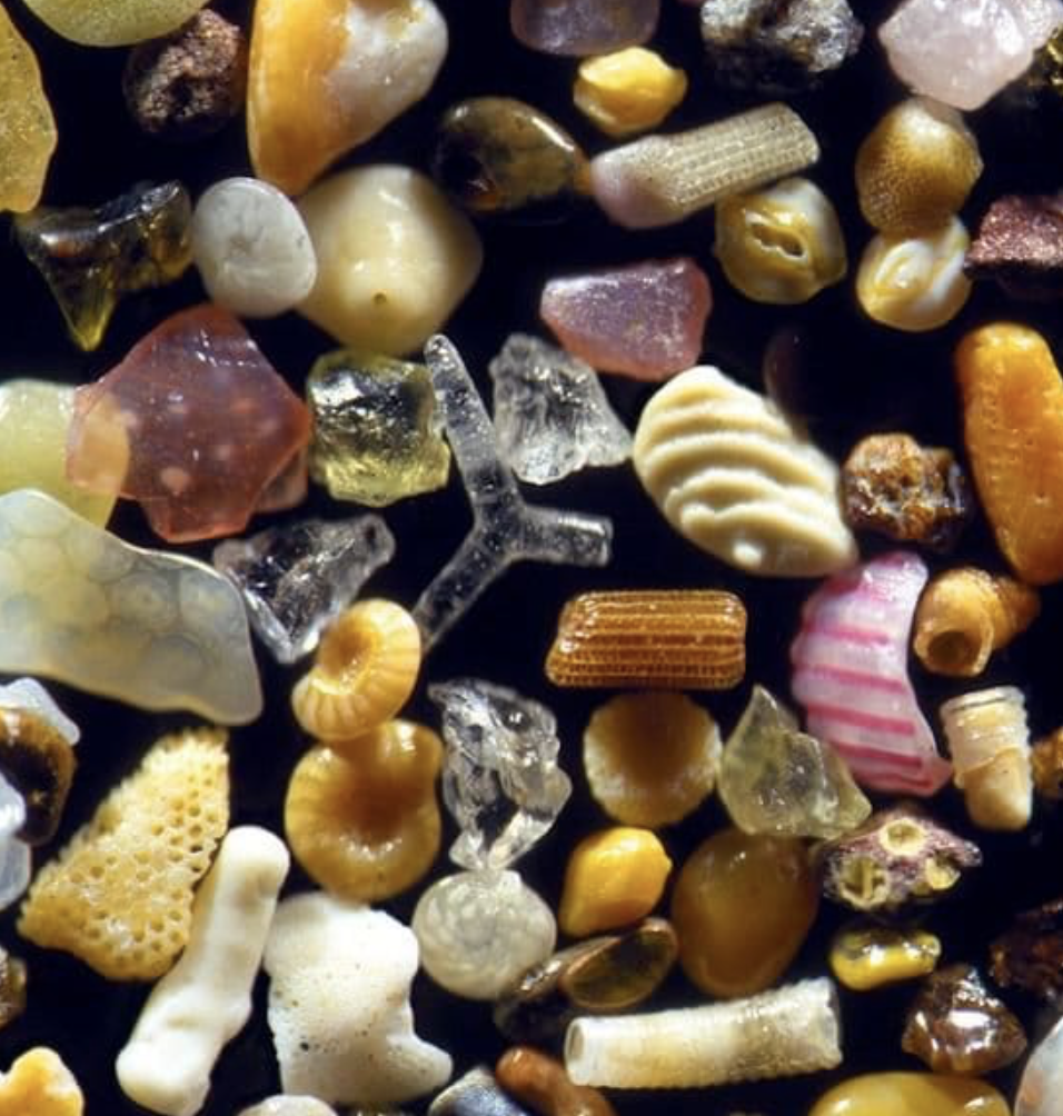 Take a Close Look at Sand