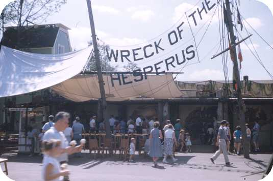 The Wreck of the Hesperus